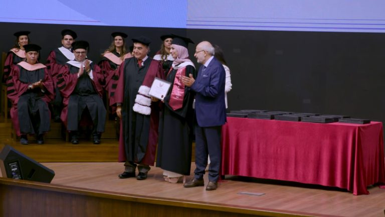Phoenicia University 2019 Graduation Ceremony